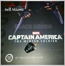 1/6 Hot Toys Captain America Black Widow Left Palm For Holding Phone MMS239