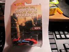 "HOT WHEELS-""DISNEY STAR WARS"" #6 BESPIN"