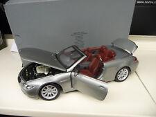 1:18 Kyosho BMW 645Ci Cabrio Convertible grey metallic Dealer Edition NEU NEW