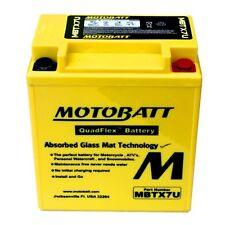 New AGM Battery Fits Derbi Mulhacen 125 / Senda 125 Baja / Terra 125 Motorcycles