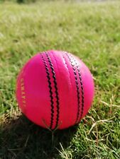 Junior super Cricket Ball Pink Hand Stitched Leather cricket Balls Test Match