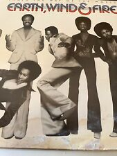 New listing EARTH WIND & FIRE THAT'S THE WAY OF THE WORLD HAPPY FEELIN' REASONS