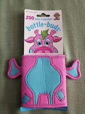KidKusion Bottle-Bud Koozie, Giraffe, Zoo Baby Collectio