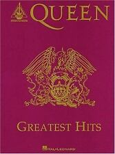 NEW Artist Songbook: Queen - Greatest Hits 1996 Paperback Book