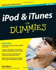 iPod & iTunes For Dummies (For Dummies (Computers)),Tony Bove