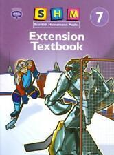Scottish Heinemann Maths 7: Extension MANUEL SCOLAIRE (simple) par