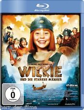 WICKIE UND DIE STARKEN MÄNNER (Jonas Hämmerle) Blu-ray Disc NEU+OVP