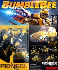 Transformers Masterpiece Zeta Toys ZV-01 Pioneer MP Movie Bumblebee Brand New