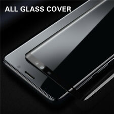 For Samsung Galaxy S8 S9+ 5D Curved Full Screen Tempered Glass Protective Film