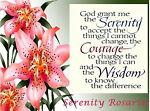Serenity Rosaries