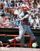 "Frank Howard Signed 8X10 Photo Autograph ""1968 1970 AL HR King"" Auto w/COA"