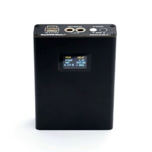 Mini-Spot Welder Adjustable for 18650er Battery 0,2 mm Nickel Plated