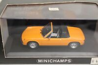 Minichamps 914 Targa 1969-1973 Orange Limited Edition 1:43 NEU