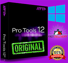 Avid Pro Tools HD v12.5 2020 ✅ Lifetime Version ✅ Fast Delivery ✅ windows 64