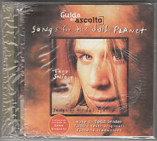 TODD SNIDER - songs for the daily planet CD