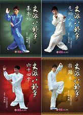 Chinese Kungfu - Shi Style Bagua Palms by Hong QiJun 5Dvd