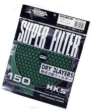 HKS 150mm Filter Replacement - Green