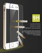 0.26mm 2.5D 9H PREMIUM TEMPERED GLASS SCREEN PROTECTOR FOR IPHONE5C/S