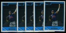 (5) 2007 Bowman Draft Chrom #BDPP54 JASON HEYWARD ~HOT~