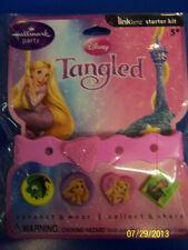 Tangled Disney Princess Rapunzel Movie Kids Birthday Party Favor Link Bracelet