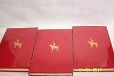 Gallops-Volumes One, Two Three The Hitchcock Edition, David Gray SIGNED, Limited