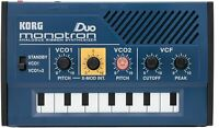 KORG monotron DUO Analog Ribbon Synthesizer From JAPAN
