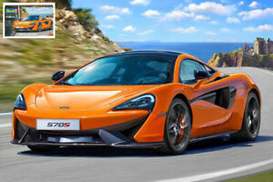 McLaren 570s Plastic Kit 1:24 Model REVELL