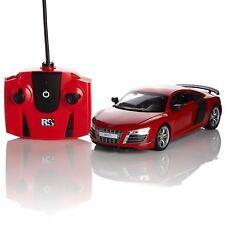 audi r8 gt Rojo 1:24 Escala remoto RADIOCONTROLADO Coche Juguete Regalo