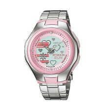 Casio LCF-10D-4A Poptone Model Stainless Steel Ladies' Watch