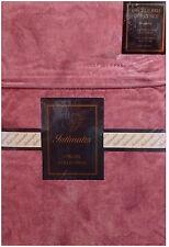 Doble cama edredón de Lauren en rosa salmón Mármol efecto Lujo algodón polivinílico