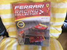Ferrari 312 p 1972 in scala 1:43 Racing collection