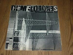 "THE MEL-O-TONES - Bomb Sutra - UK 12"" EP - PROBE PLUS PROBE 3"