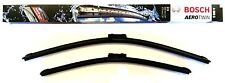 "VW PASSAT CC FRONT AERO FIT CAR WIPER BLADES 24&19"" INCH GENUINE BOSCH 2008-2012"