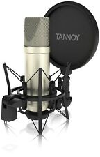 Tannoy TM1 Complete Recording Package with Large Diaphragm Condenser Microphone