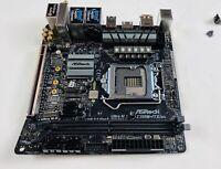 Asrock Intel Z390M-ITX/AC Mini ITX DDR4-SDRAM Motherboard