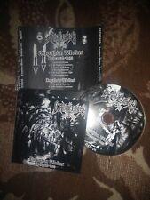 GRAVELAND-carpathian wolves-rehearsal-1993/impaler's wolves-CD-black metal
