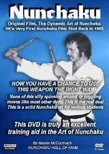 THE DVD DYNAMIC ART of NUNCHAKU by Master McCormack