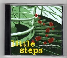 (HZ852) Walsall Jazz Orchestra ft Martin Shaw, Little Steps - 2007 CD