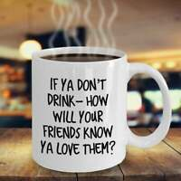 Funny Coffee Mug Gift For Coworker Funny Quote Gift Best Friend Gift Birthday
