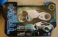 Kevin Flynn Light Cycle Vehicle TRON LEGACY Spin Master DISNEY 2010