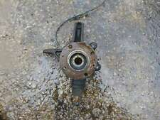 PEUGEOT 308 S HDI 1.6 DIESEL 2007-2011 STUB AXLE - DRIVER/RIGHT FRONT