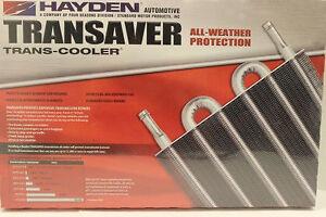 Hayden Transmission Cooler / With Complete Installation Kit 26,000 GVW (OC-1405)