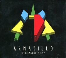 STRIGASKÓR NR. 42 Armadillo DIGIPAK PROGRESSIVE SLUDGE HARDCORE FOLK METAL