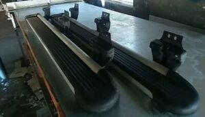 Running Boards / Side Steps / Nerf Bars For Chevrolet Trailblazer / GMC Envoy +
