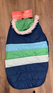 Wonder Shop Pet Puffer Vest Winter Coat Jacket Dog Size Large up to 90lbs