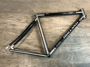 Bill Holland Isogrid Titanium Carbon XS Road Bike Frame
