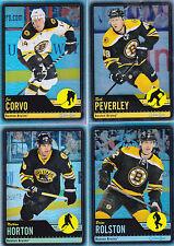 12-13 OPC Joe Corvo /100 Rainbow Black O-Pee-Chee 2012 Bruins 307