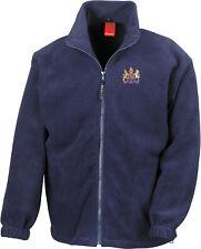 RAF Warrant Officer Crest - Embroidered Fleece Jacket