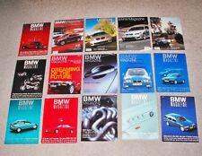 BMW magazine. Huge lot ! 1993, 1994, 1995, 1996, 1997, 1998, 2004, 2005, 2008