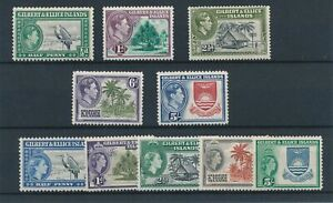 [31335] Gilbert & Ellice Good lot Very Fine MH stamps